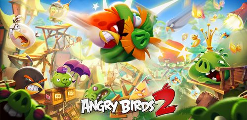 Angry Birds 2 v2.12.2 + data