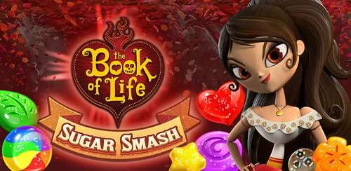 Sugar Smash: Book of Life – Free Match 3 Games v3.43.119.802071453