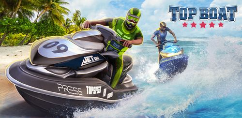 Top Boat: Racing Simulator 3D v1.06.0