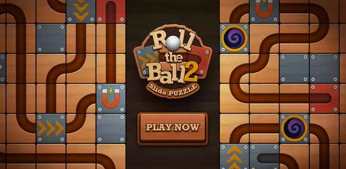 Roll the Ball™: slide puzzle 2 v1.7.27
