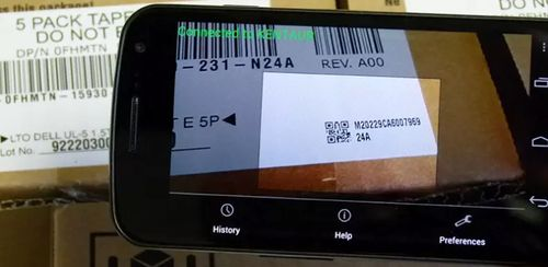 Wireless Barcode-Scanner Full v1.1.0