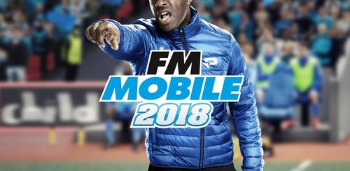 Football Manager Mobile 2018 v9.0.3 + data