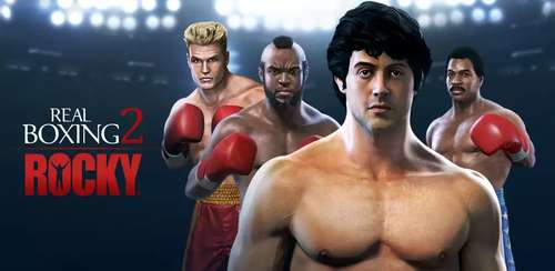 Real Boxing 2 ROCKY v1.9.1 + data