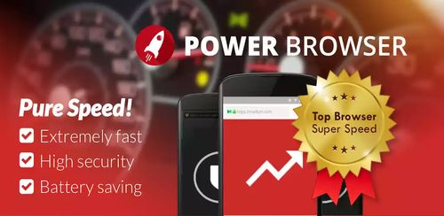 Power Browser – Fast Internet v64.0.2016123083