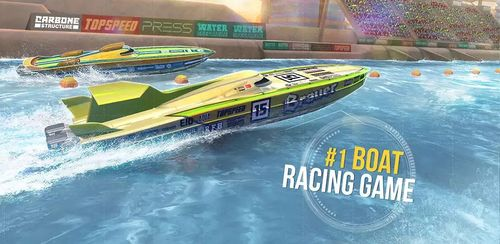 Top Boat: Racing Simulator 3D v1.00