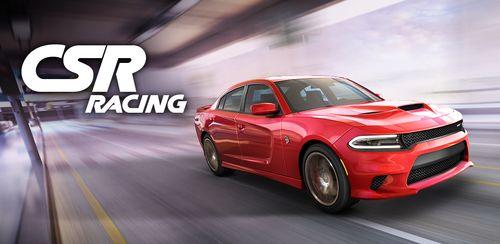 CSR Racing v5.0.1 + data