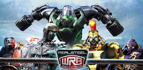 Real Steel World Robot Boxing v35.35.010 + data