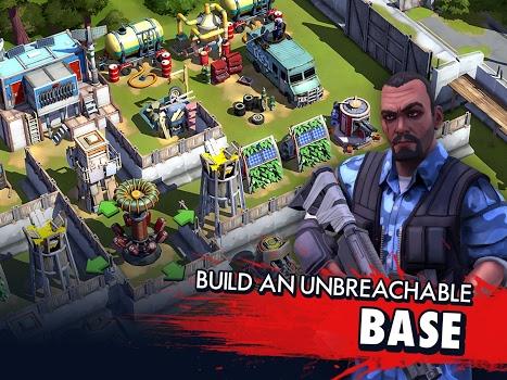 Zombie Anarchy: Survival Game v1.2.0f