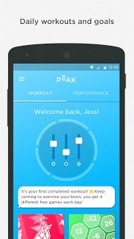 Peak – Brain Training v2.0.10 + data