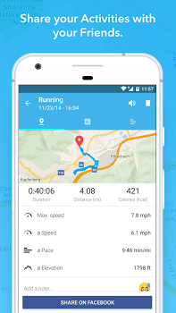 FITAPP Running Walking Fitness Premium v5.0.12