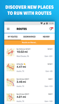 Run with Map My Run + v18.2.3