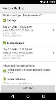 SMS Backup & Restore Pro v10.02.161