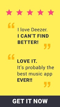 Deezer – Music Streaming, Songs, Albums & Radio v5.4.17.7