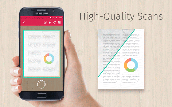 Scanbot – PDF Document Scanner pro v6.6.3.209
