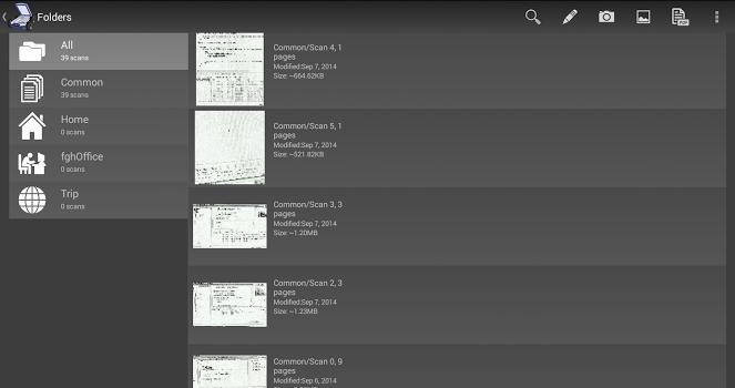 Mobile Doc Scanner 3 + OCR v3.4.47