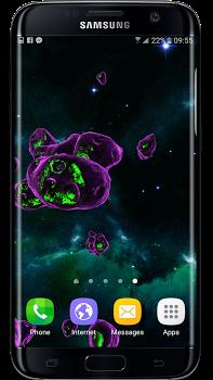 3D Asteroids Live Wallpaper v1.0.1