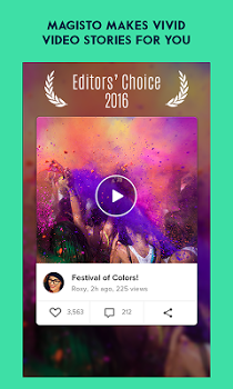Magisto Video Editor & Maker v4.23.17054 build 313