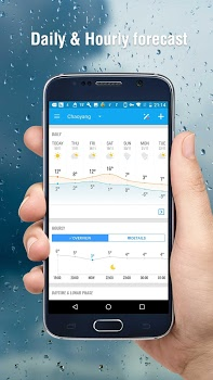 Amber Weather – Local Forecast,live weather app v3.8.3