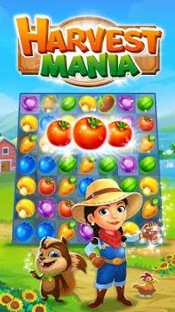 Harvest Mania – Match-3 Puzzle v1.0.4