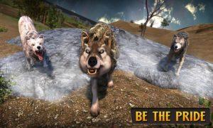 تصویر محیط Wolf Life Simulation 2017 v1.0
