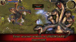 تصویر محیط Titan Quest v1.0.19 + data