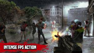 تصویر محیط Zombie Hunter: Apocalypse v2.4.2