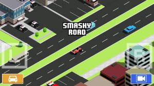 تصویر محیط Smashy Road: Wanted v1.4.4