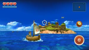 تصویر محیط Oceanhorn ™ v1.1.4 + data