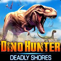 بازی شکارچی دایناسور:سقوط مرگبار آیکون