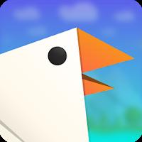 بازی فانتزی پرنده های کاغذی آیکون