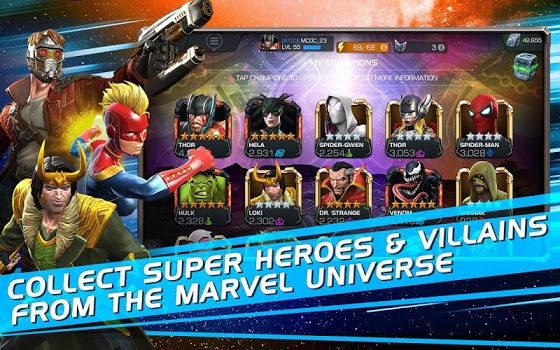 Marvel Contest of Champions v21.1.1