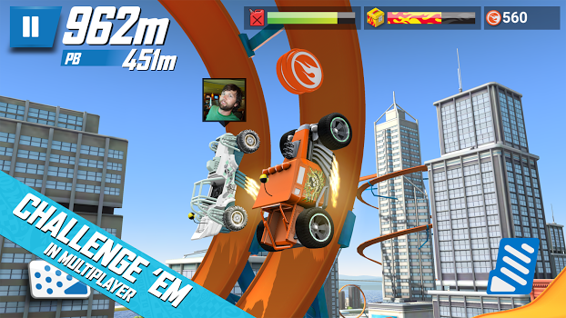 Hot Wheels Race Off v1.1.9046