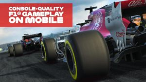 تصویر محیط F1 Mobile Racing v2.7.6 + data