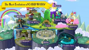 تصویر محیط Card Wars Kingdom 1.0.10 + data