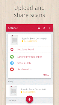 Scanbot – PDF Document Scanner Pro v7.5.3.237