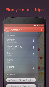 City Maps 2Go Pro Offline Maps v10.9.8 + Iran Map