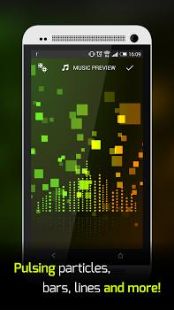 BLW Music Visualizer Wallpaper v1.0.9