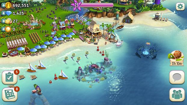 FarmVille: Tropic Escape v1.11.804