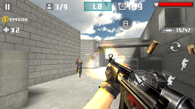 Gun Shot Fire War v1.1.2