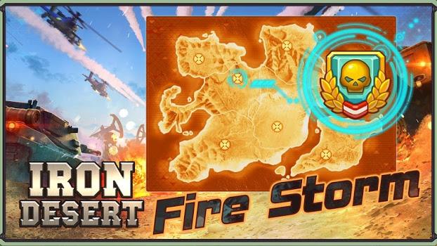 Iron Desert – Fire Storm v6.3