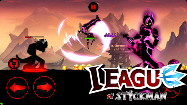 League of Stickman: Warriors v3.3.1