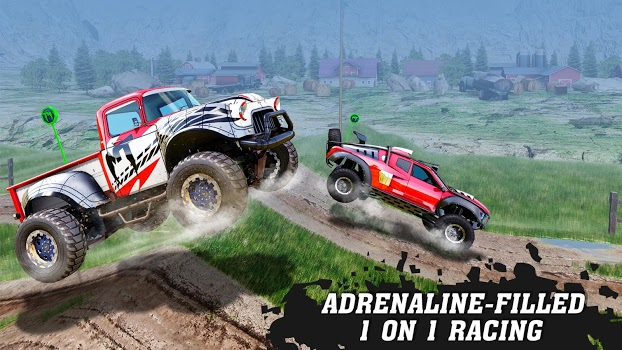 Monster Truck Racing v2.3.4 + data