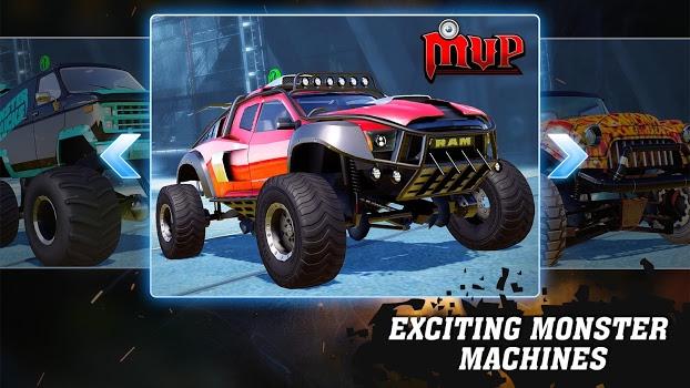Monster Truck Racing v2.3.4 + data
