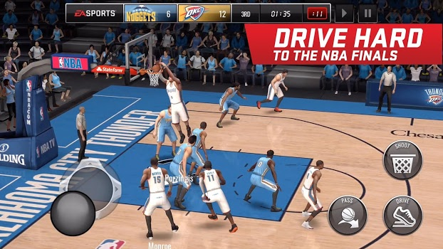NBA LIVE Mobile Basketball v1.6.5