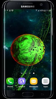 Planets Pack 3D Live Wallpaper v1.0.2