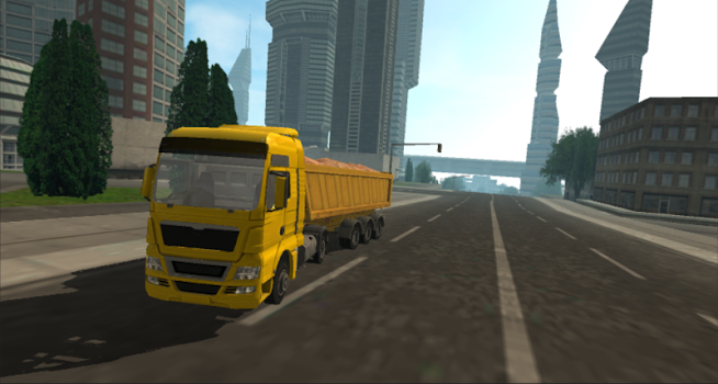 Truck Simulator : City v1.4