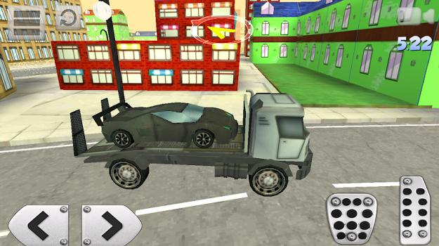 Truck Simulator Recovery Truck v1.0