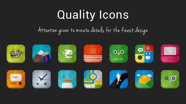 Vellum HD – Icon Pack v4.0.9