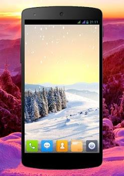 Winter Pro Live Wallpaper v1.0.1