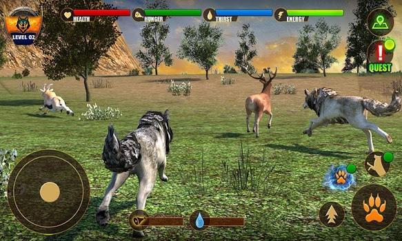 Wolf Life Simulation 2017 v1.0